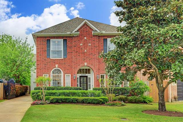 4403 Dorothy Street, Bellaire, TX 77401 (MLS #3932438) :: The Freund Group