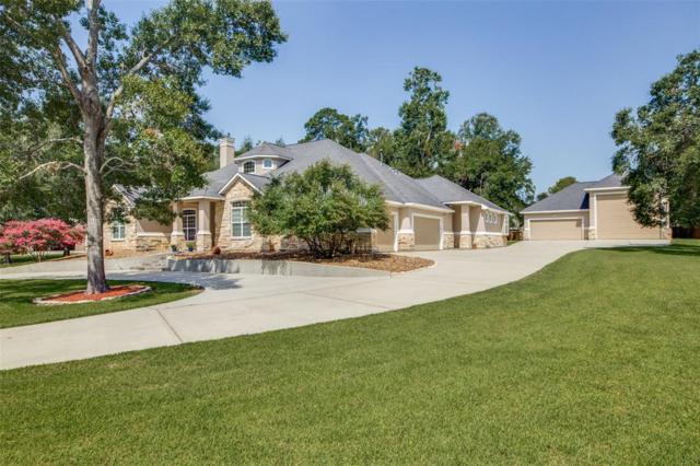 12195 N Lake Vista Drive N, Willis, TX 77318 (MLS #39329403) :: The Home Branch