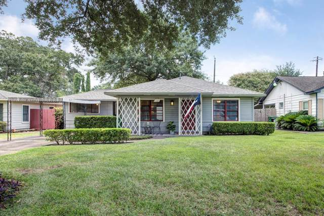 1106 Bay Oaks Road, Houston, TX 77008 (MLS #39331396) :: The Heyl Group at Keller Williams