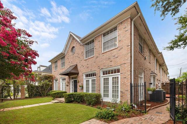 2418 Nantucket Drive A, Houston, TX 77057 (MLS #39333151) :: Lerner Realty Solutions