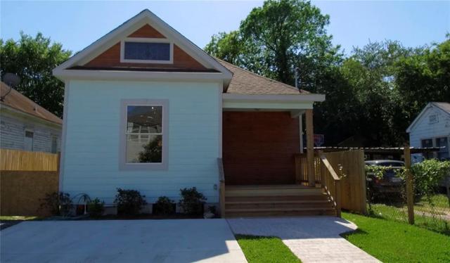 2017 Marion Street, Houston, TX 77009 (MLS #39355674) :: Texas Home Shop Realty
