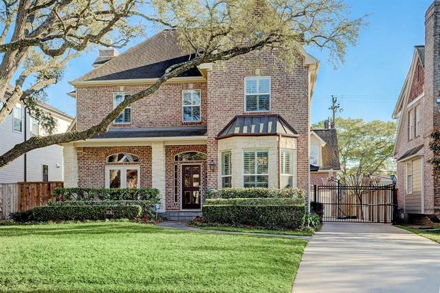3731 Durness Way, Houston, TX 77025 (MLS #39358192) :: The Freund Group