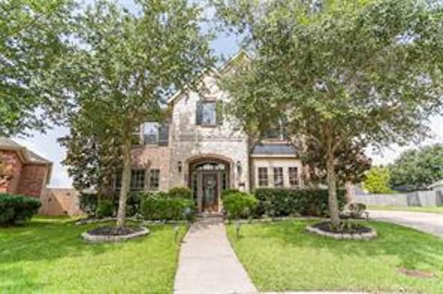 7702 Bayou Green Lane, Sugar Land, TX 77479 (MLS #39360926) :: Green Residential