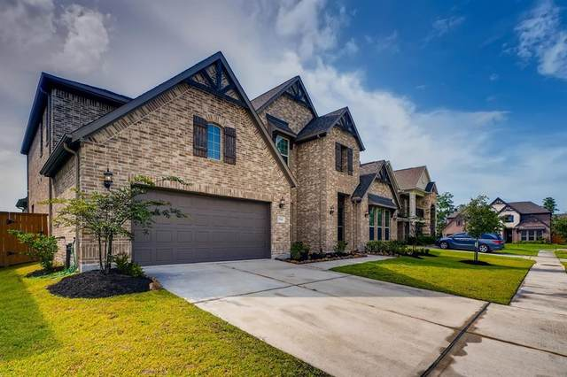 27914 Presley Park Drive, Spring, TX 77386 (MLS #39376173) :: The Home Branch