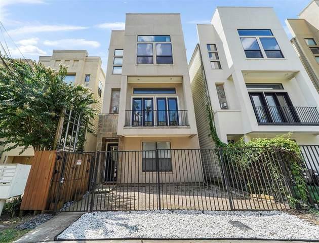 5219 Lillian Street, Houston, TX 77007 (MLS #39388044) :: Parodi Group Real Estate