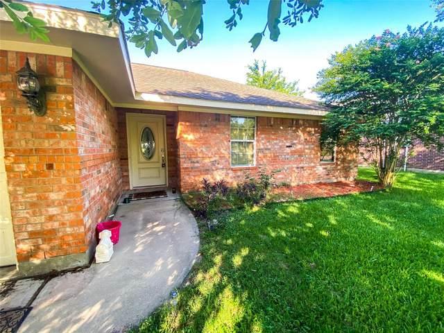 102 Lonesome Dove Drive, Navasota, TX 77868 (#39394336) :: ORO Realty