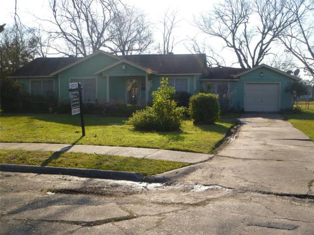 918 Alvin Street, Pasadena, TX 77506 (MLS #39399767) :: JL Realty Team at Coldwell Banker, United
