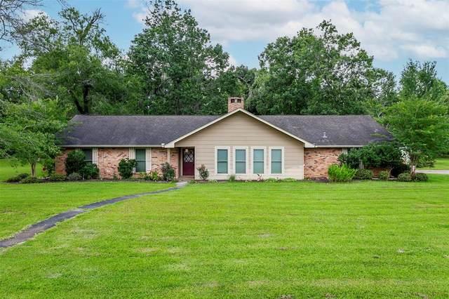 1344 N Lewis, Orange, TX 77632 (MLS #39404691) :: The Property Guys