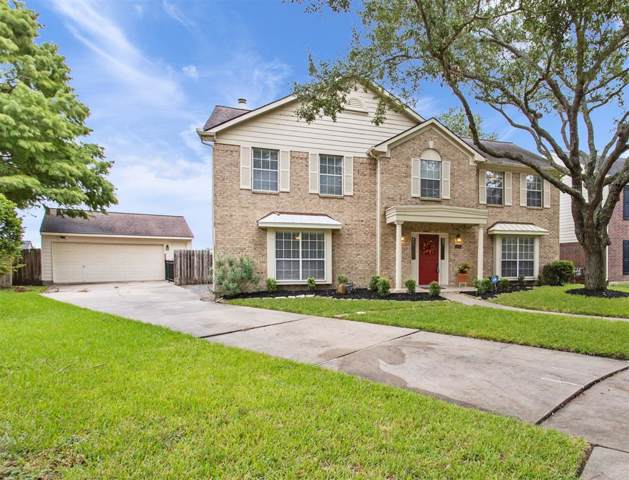 2126 Galleon Drive, League City, TX 77573 (MLS #39413049) :: Connect Realty
