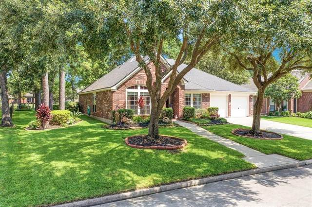 8111 Trophy Place Drive, Humble, TX 77346 (MLS #39426049) :: The Heyl Group at Keller Williams