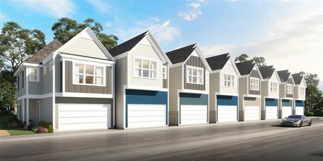 847  B Rachel Street, Houston, TX 77091 (MLS #39430629) :: My BCS Home Real Estate Group
