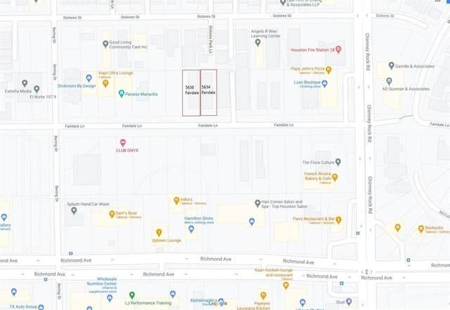 5634 Fairdale Lane, Houston, TX 77057 (MLS #39445316) :: The Freund Group
