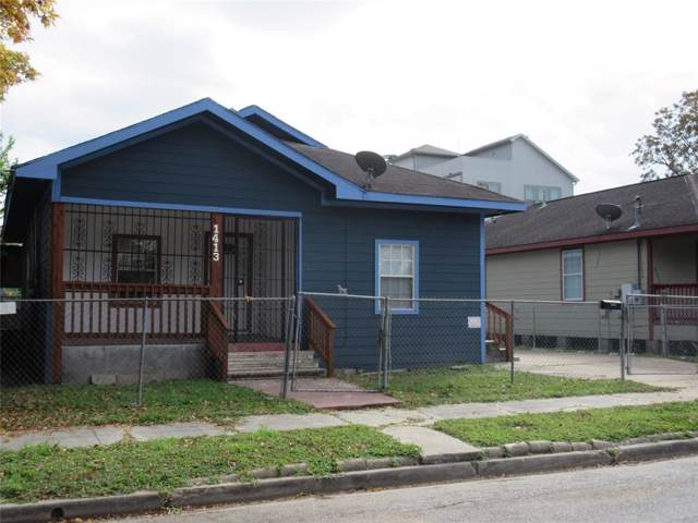 1413 Hussion Street, Houston, TX 77003 (MLS #39447205) :: Texas Home Shop Realty