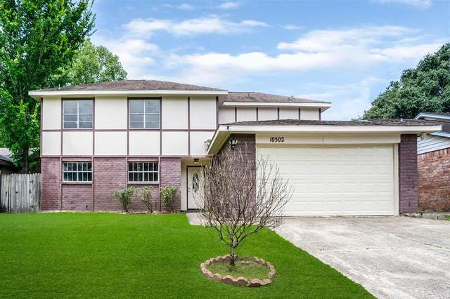 10502 Stockman Lane, Sugar Land, TX 77498 (MLS #39454657) :: The Bly Team