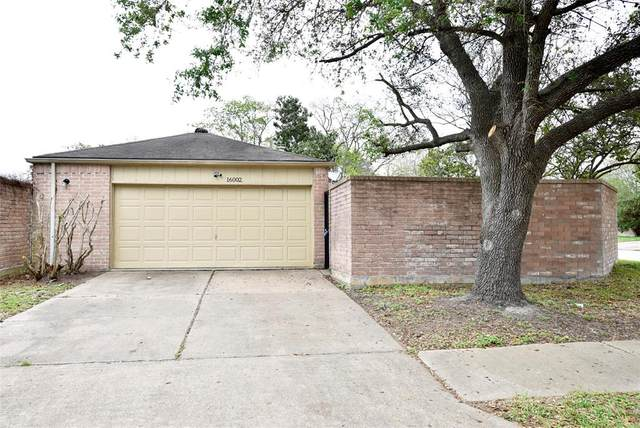 16002 Alta Mar Drive, Houston, TX 77083 (MLS #394578) :: The Home Branch