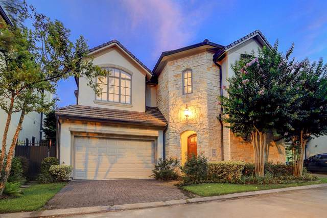 45 N Creekside Court, Spring Valley Village, TX 77055 (MLS #39459932) :: Caskey Realty