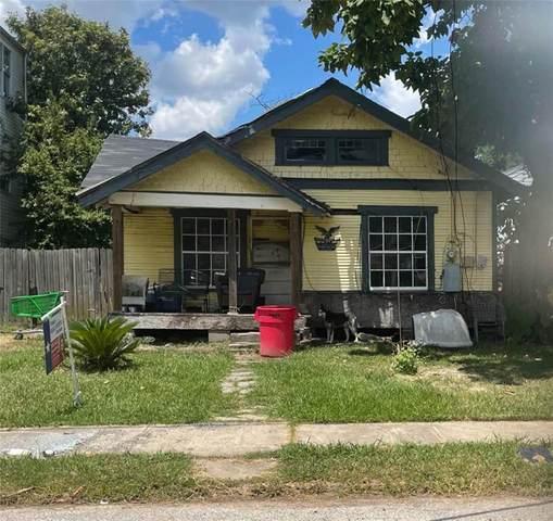 108 Cosmos Street, Houston, TX 77009 (MLS #39469647) :: Caskey Realty