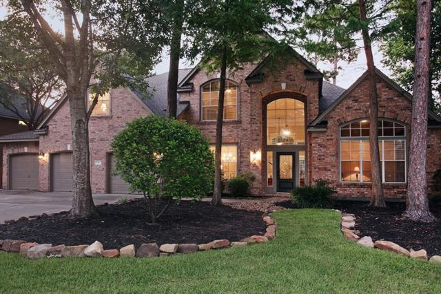 74 S Concord Forest Circle, The Woodlands, TX 77381 (MLS #39471959) :: The Home Branch