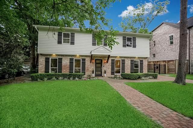 14619 Bramblewood Drive, Houston, TX 77079 (MLS #39488697) :: The Freund Group