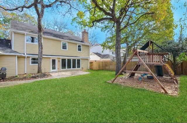 731 Langwood Drive, Houston, TX 77079 (MLS #39496401) :: The Sansone Group