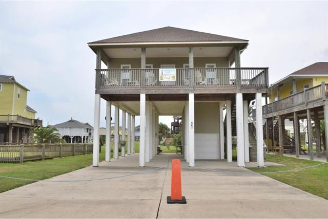 867 Gregory, Crystal Beach, TX 77650 (MLS #39508822) :: Giorgi Real Estate Group