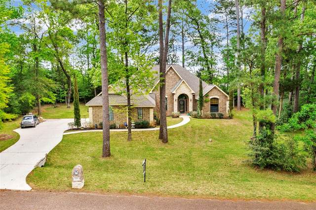 223 Carriage Trail, Conroe, TX 77316 (MLS #39525105) :: The SOLD by George Team