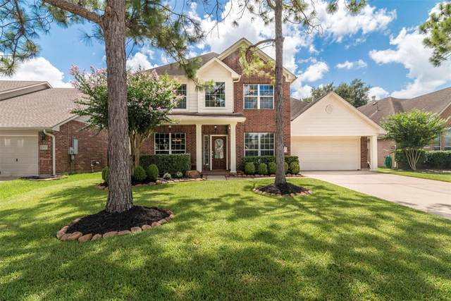 3210 Millbrook Drive, Pearland, TX 77584 (MLS #39553882) :: The SOLD by George Team