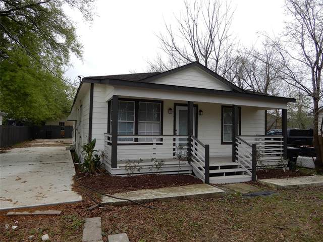 10012 Lucore Street, Houston, TX 77017 (MLS #3955674) :: The Home Branch