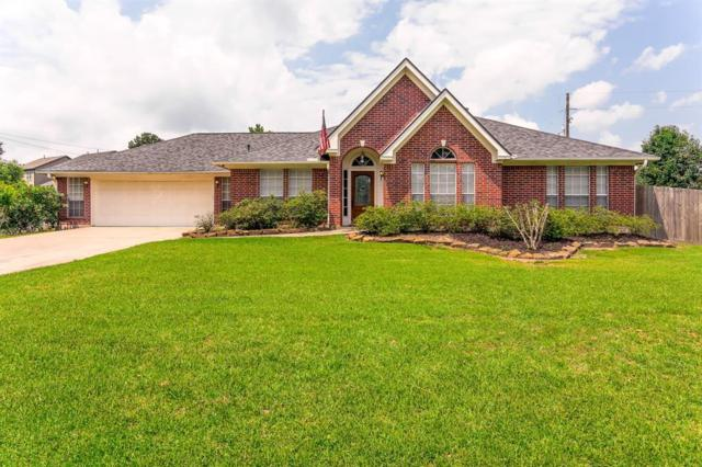 307 Edwards Drive, Magnolia, TX 77354 (MLS #39557341) :: JL Realty Team at Coldwell Banker, United
