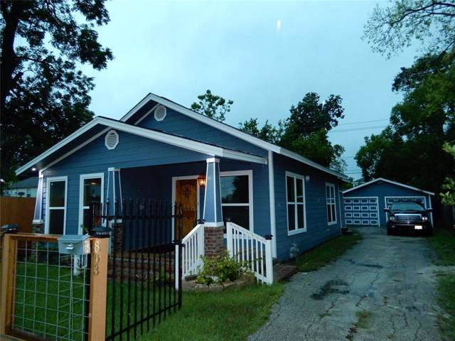 803 Vincent Street, Houston, TX 77009 (MLS #39558332) :: Giorgi Real Estate Group