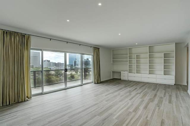 2929 Buffalo Speedway A1012, Houston, TX 77098 (MLS #39560563) :: The SOLD by George Team