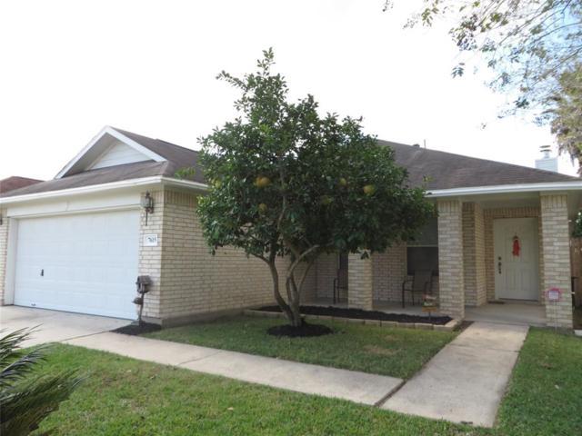 7615 Omaha Drive, Baytown, TX 77521 (MLS #39561698) :: Red Door Realty & Associates