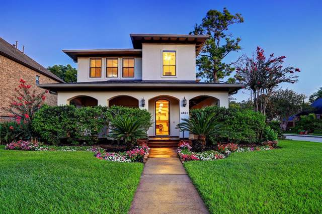 4821 Beech Street, Bellaire, TX 77401 (MLS #39561865) :: JL Realty Team at Coldwell Banker, United
