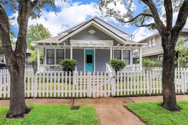 811 Highland Street, Houston, TX 77009 (MLS #39576505) :: Texas Home Shop Realty