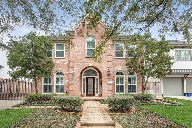 2908 Tangley Road, West University Place, TX 77005 (MLS #39579319) :: The Sansone Group