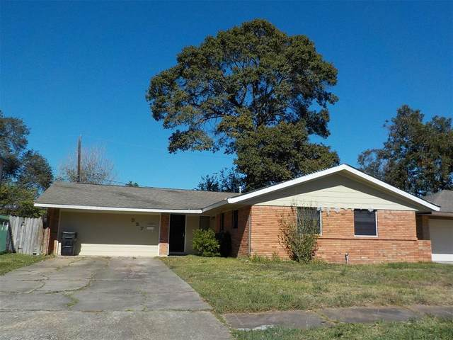 527 Regal Street, Houston, TX 77034 (MLS #39579949) :: The Home Branch