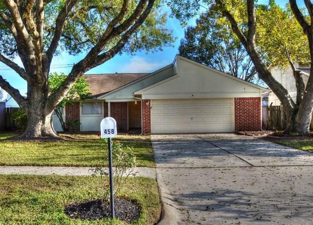 458 Tresvant Drive, Houston, TX 77598 (MLS #39582463) :: Texas Home Shop Realty