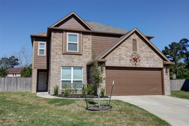 16706 Lark Bunting Lane, Conroe, TX 77385 (MLS #39591630) :: Giorgi Real Estate Group