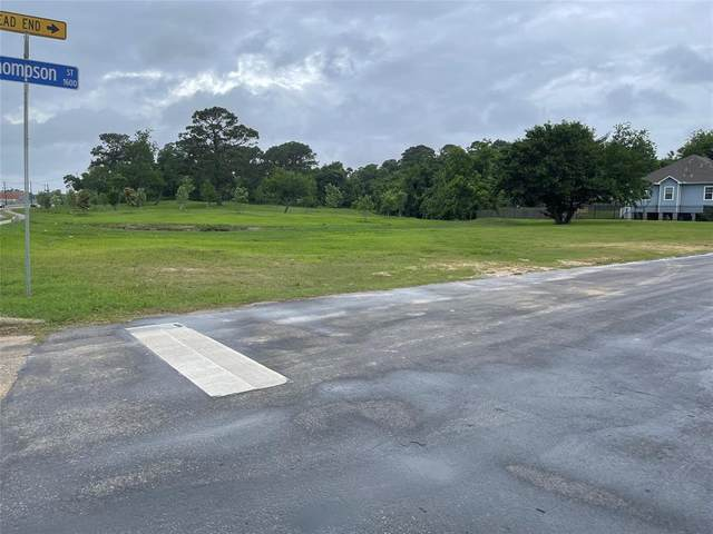 0 Thompson Street, Baytown, TX 77520 (MLS #39615520) :: All Cities USA Realty