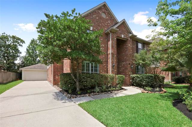 15 Kittatinny Place, The Woodlands, TX 77389 (MLS #39616636) :: The Bly Team