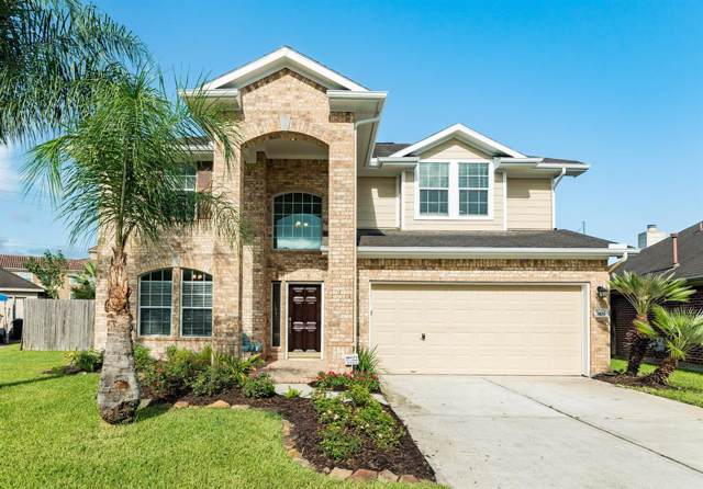 3105 Bent Sail Court, League City, TX 77573 (MLS #39620438) :: The Bly Team