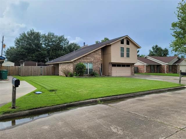4801 Oak Valley Drive, Orange, TX 77632 (#39636014) :: ORO Realty