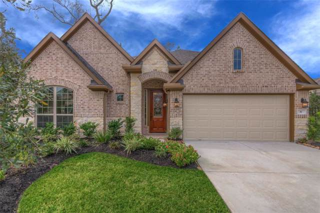 6 E Wading Pond Circle, The Woodlands, TX 77375 (MLS #39639961) :: The Parodi Team at Realty Associates