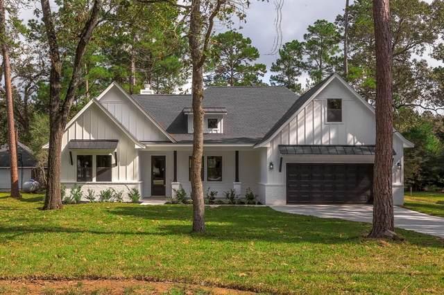 22706 Meadowsweet Drive, Magnolia, TX 77355 (MLS #39647117) :: The Freund Group