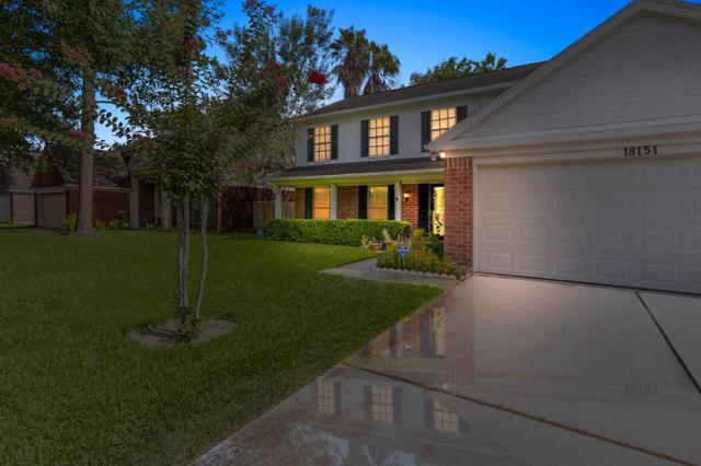 18151 Garden Manor Drive, Houston, TX 77084 (MLS #39652625) :: Giorgi Real Estate Group