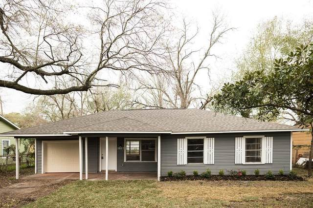 5957 Southmont Street, Houston, TX 77033 (MLS #39660284) :: Michele Harmon Team