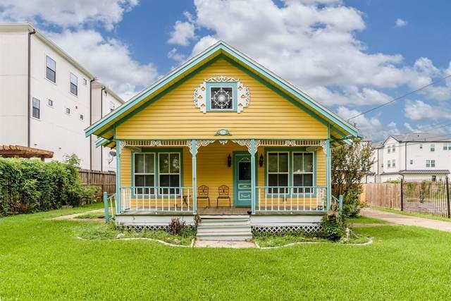 1214 W 24th Street, Houston, TX 77008 (MLS #39661686) :: The Home Branch