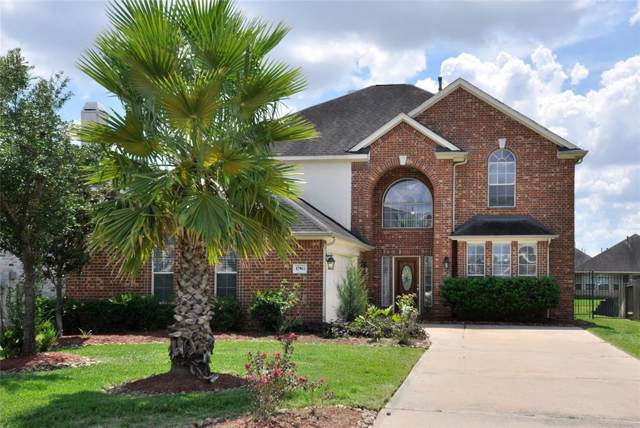 17911 Harbour Bridge Point Drive, Cypress, TX 77429 (MLS #39671261) :: The Bly Team