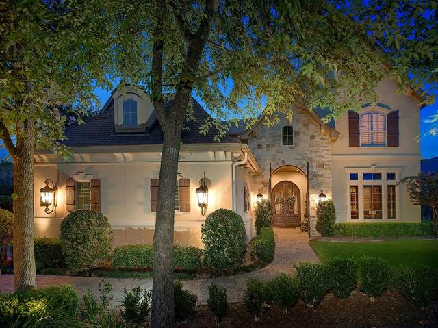 27 Player Point Drive, The Woodlands, TX 77382 (MLS #39679724) :: The Parodi Team at Realty Associates