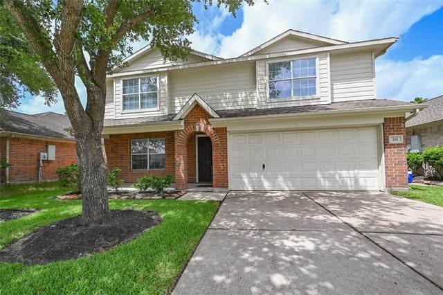 332 Brightfield Lane, Dickinson, TX 77539 (MLS #39697588) :: Texas Home Shop Realty